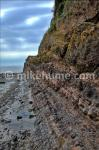 Portishead rock strata