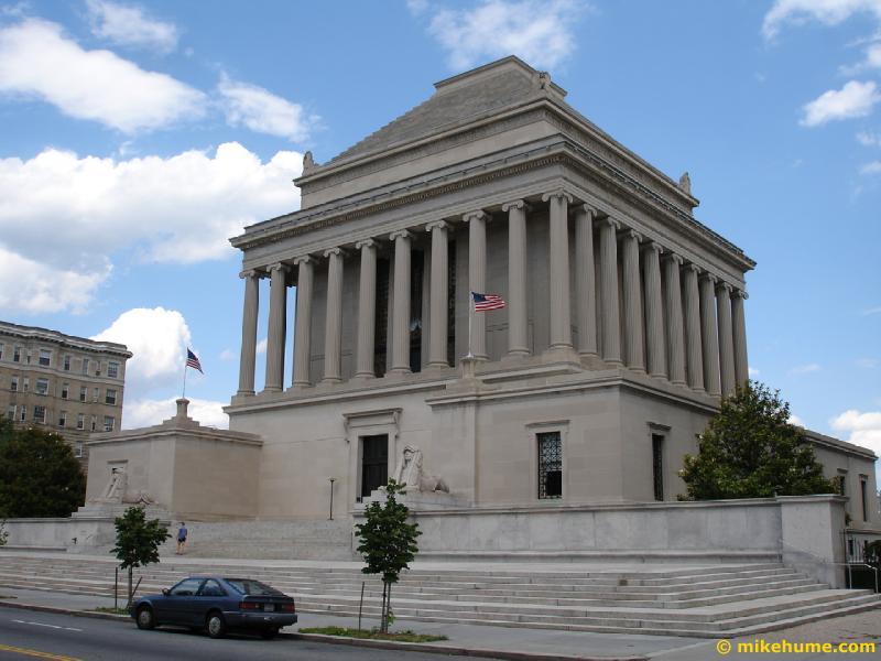 J Edgar Hoover Fbi Washington DC May 2005